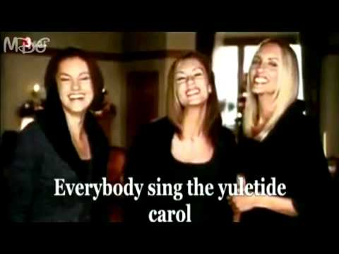 Shedaisy - Deck The Halls