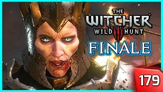 Witcher 3 ► FINAL BATTLE - Defeating Eredin and the Wild Hunt