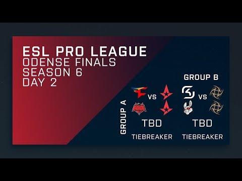 CS:GO - NRG vs. OpTic [Cbble]- Groups Day 2 - ESL Pro League Season 6 Finals - Main Stream