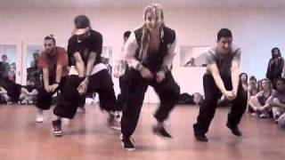 Laure Courtellemont- Choreografia Ragga Jam VYBZ KARTEL