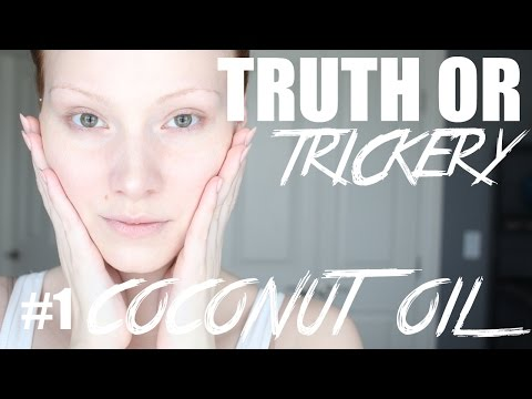 Coconut Oil SKIN CARE | Part 1