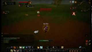 World of Warcraft: Level 19 Twink Duel Priest vs Warrior