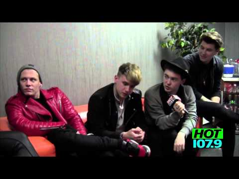 Rixton interview with HOT107.9's Jasmine Kae