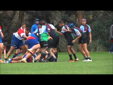 Footscray Rugby Union 2014 Under 14s Round 4 Vs Harlequins