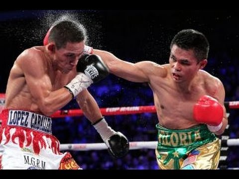 Brian Viloria vs Juan Francisco