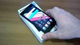Lenovo P70 - оптимальный смартфон