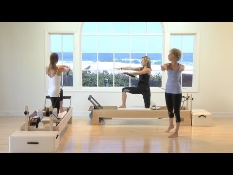 Erika Quest Full Body Pilates Reformer Workout