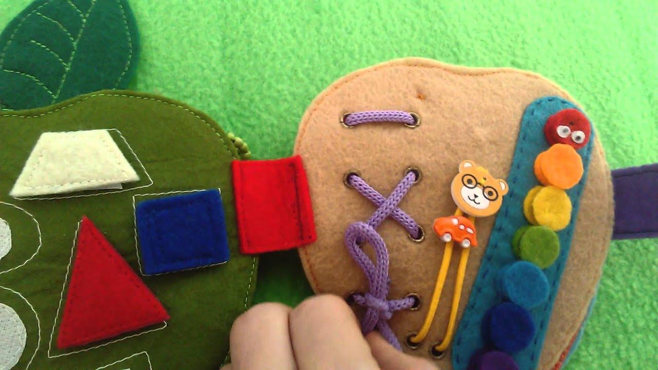 Сделать игрушки развивашки своими руками