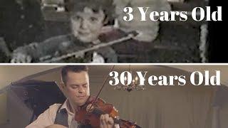Violin Progress Audio 27 Years