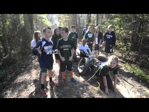 Car Commercial by Weddington Middle School on The Outdoor Adventure Trail