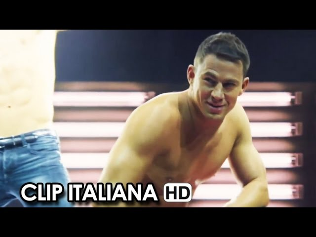 Magic Mike XXL Clip 'Quello che abbiamo per voi' (2015) - Channing Tatum [HD]