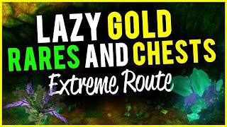 INSANE Blasted Lands Multi Material Route Earn About 200k Per Hour Fast Selling WoW Gold Guide