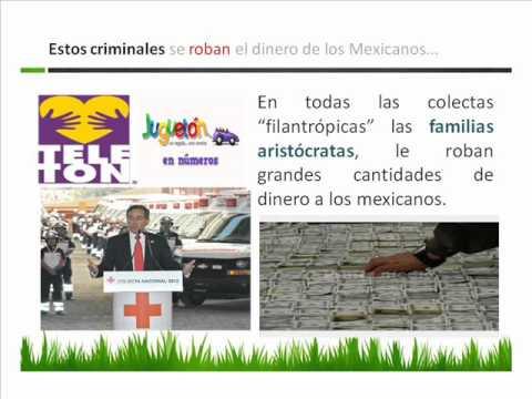 LOS CULPABLES DEL MÉXICO JODIDO