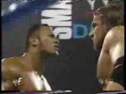 When WWE was WWF Vol. 1- HHH vs. The Rock