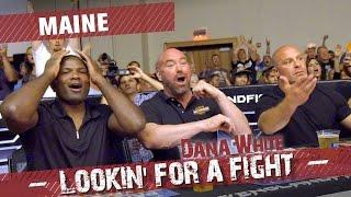 Dana White: Lookin' for a Fight – Season 2 Ep.1