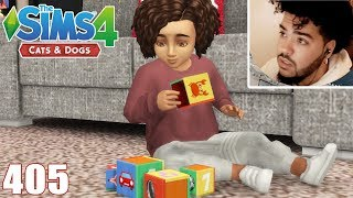 TODDLER ACTION! - The Sims 4: Part 405