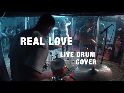 Real Love Young & Free (Panama City Beach) Live Drum Cover