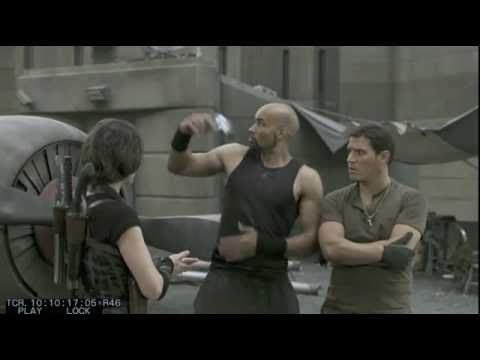Resident Evil Afterlife - Bloopers / Outtakes