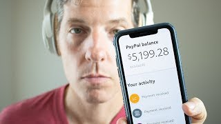 Earn PayPal Money Instantly LISTENING TO MUSIC - Make Money Online For Free