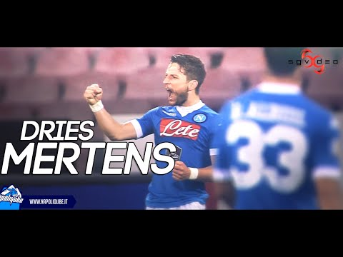 Dries Mertens ► Review Third Season in SSC Napoli (2015/16) HD