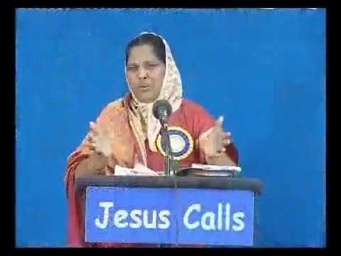 Jesus Calls - God's chosen people - II by Sis. Stella Dhinakaran