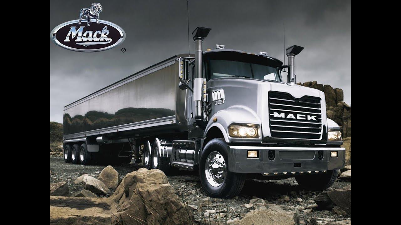Mega maquinas mack trucks caminh es completo youtube - Mack truck pictures ...