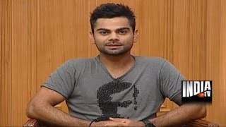 Virat Kohli in Aap Ki Adalat (Part 1) - India TV