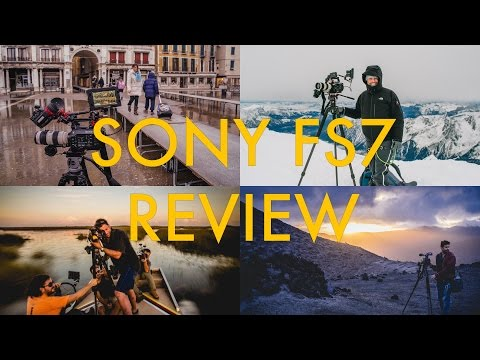 Video Review of the Sony PXW-FS7 by Philip Bloom