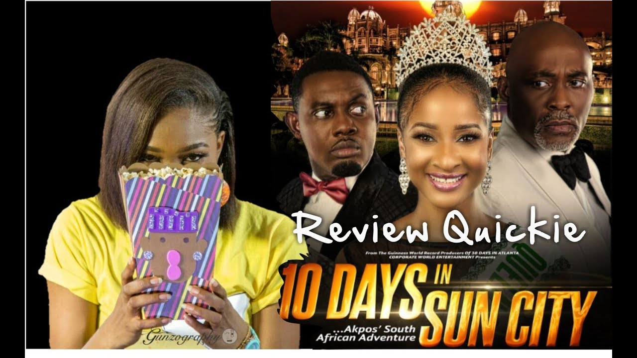 Quick Review of 10 Days in Sun City Movie by The Delphinator (VIDEO)