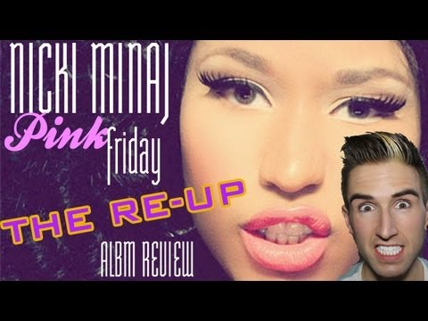 Nicki Minaj - THE RE-UP - Track By Track ALBUM REVIEW & SINGING!!!!!!!!!
