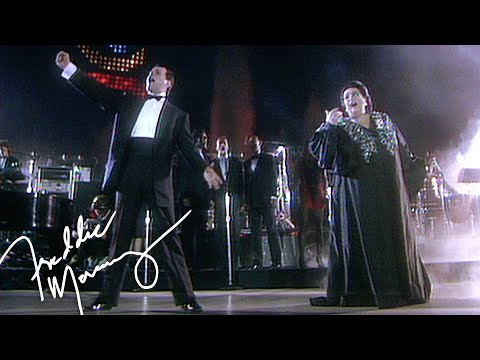 Freddie Mercury - Freddie Mercury Ft. Montserrat Caballe - Barcelona - (Live in Olimpiada Cultural)