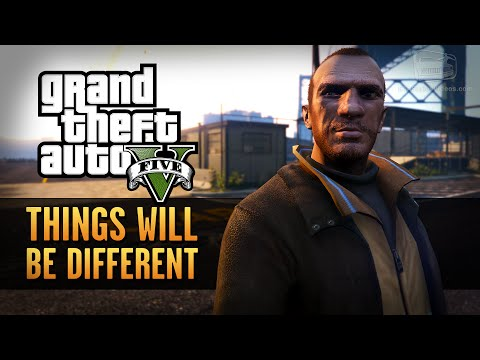 Gta 5 - Things Will Be Different [rockstar Editor] video