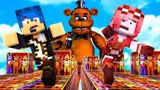 Minecraft ITA - LA CORSA DEI LUCKYBLOCK DI FNAF!!