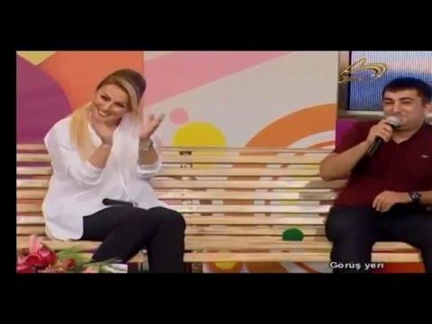 Roza Zergerli ft Tehran Cenublu duet Canli ifa