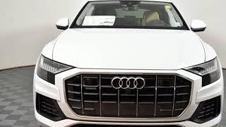 New 2019 Audi Q8 Marietta Atlanta, GA #U49919