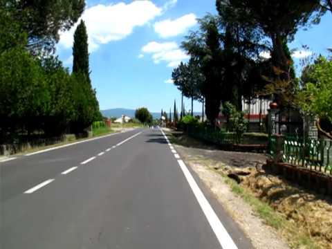 Firenze – Arezzo in bici, ottava parte: Indicatore