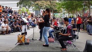 Download Lagu JARAN GOYANG-Nurul feat Redeem buskershappy dangdut Gratis STAFABAND