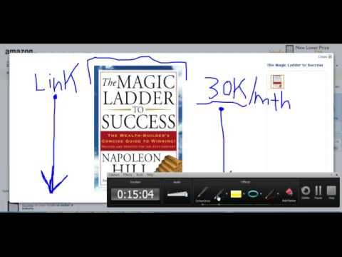 Magical Ladder to Success by Napolean Hill