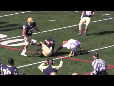 Birmingham Brother Rice vs Detroit Country Day School  football highlights 10 12 14
