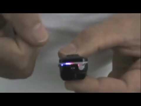 Mini Filmadora Câmera Espiã MD 80 Grava com sensor de Voz ou Som de 65dB