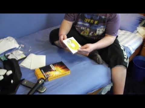 Norton Internet Security 2011 Unboxing.
