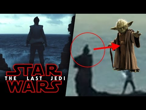 Star Wars Episode 8: The Last Jedi Trailer Breakdown! Is Yoda Alive? And Is Luke a Grey Jedi?