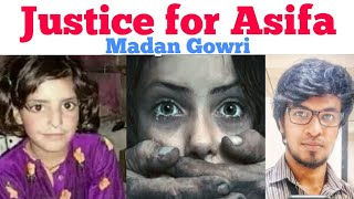 download lagu Justice For Asifa  Tamil  Madan Gowri  gratis