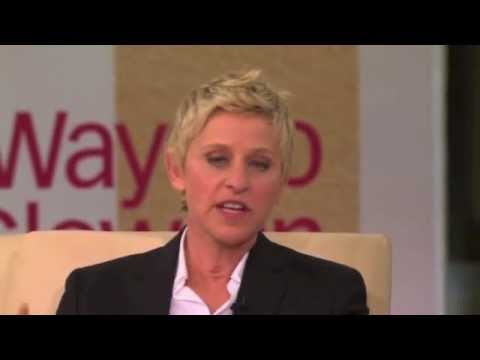 Ellen Degeneres and Portia De Rossi on Oprah - PART 3/5