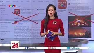 Facebook khoá trang giả mạo VTV - Tin Tức VTV24