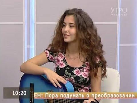 Красноярская студентка Анастасия Рогова благодаря своему таланту стала невероятно популярна