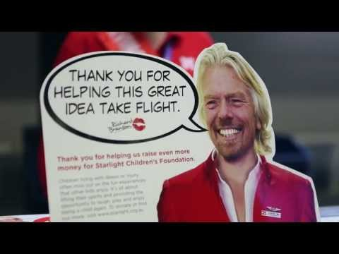 Sir Richard Branson - Coffee, Tea or Me [Part 1]