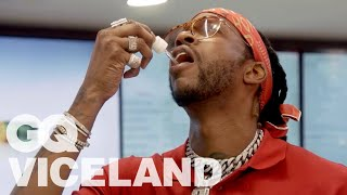 Download Lagu 2 Chainz Goes to a Weed Dispensary in Las Vegas | Most Expensivest | VICELAND & GQ Gratis STAFABAND
