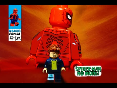 The Spectacular Lego Spider-Man (S2:EP9) Spider-Man, No More!