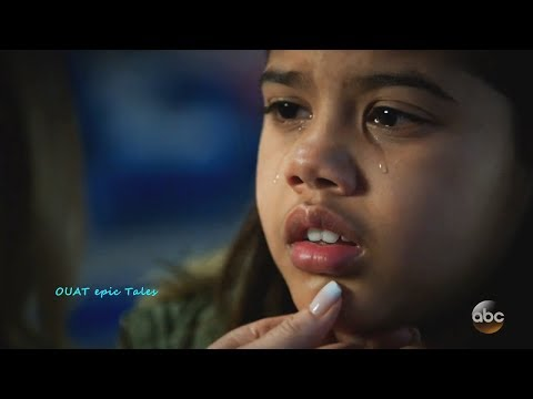 Once Upon A Time 7x09 Victoria Tells Lucy Lies to Make Her Cry Season 7 Episode 9 #1